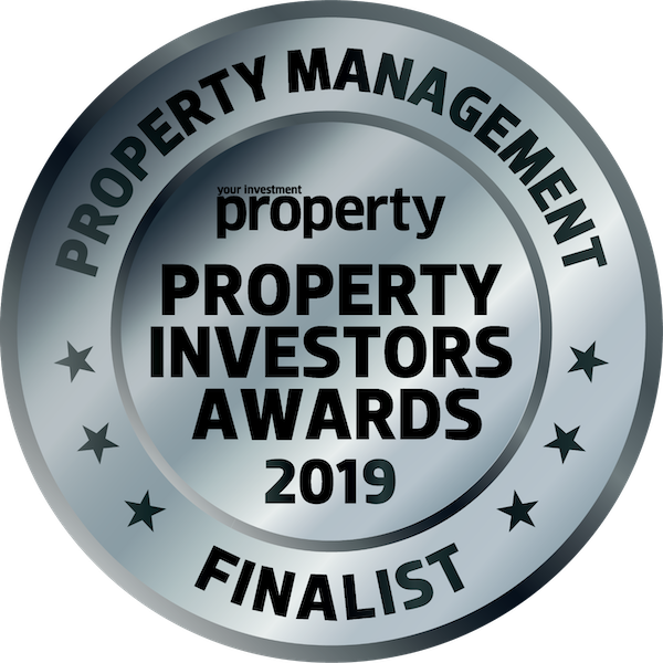 Property Management Finalist 2019